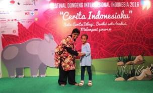Festival Dongeng Internasional Indonesia 2016