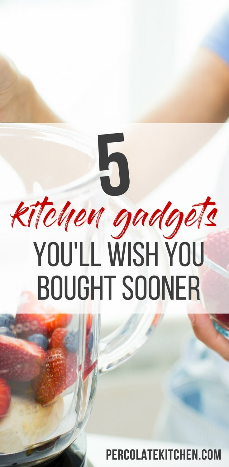 The 5+ Best, Must Have Kitchen Appliances Every Busy Cook Needs