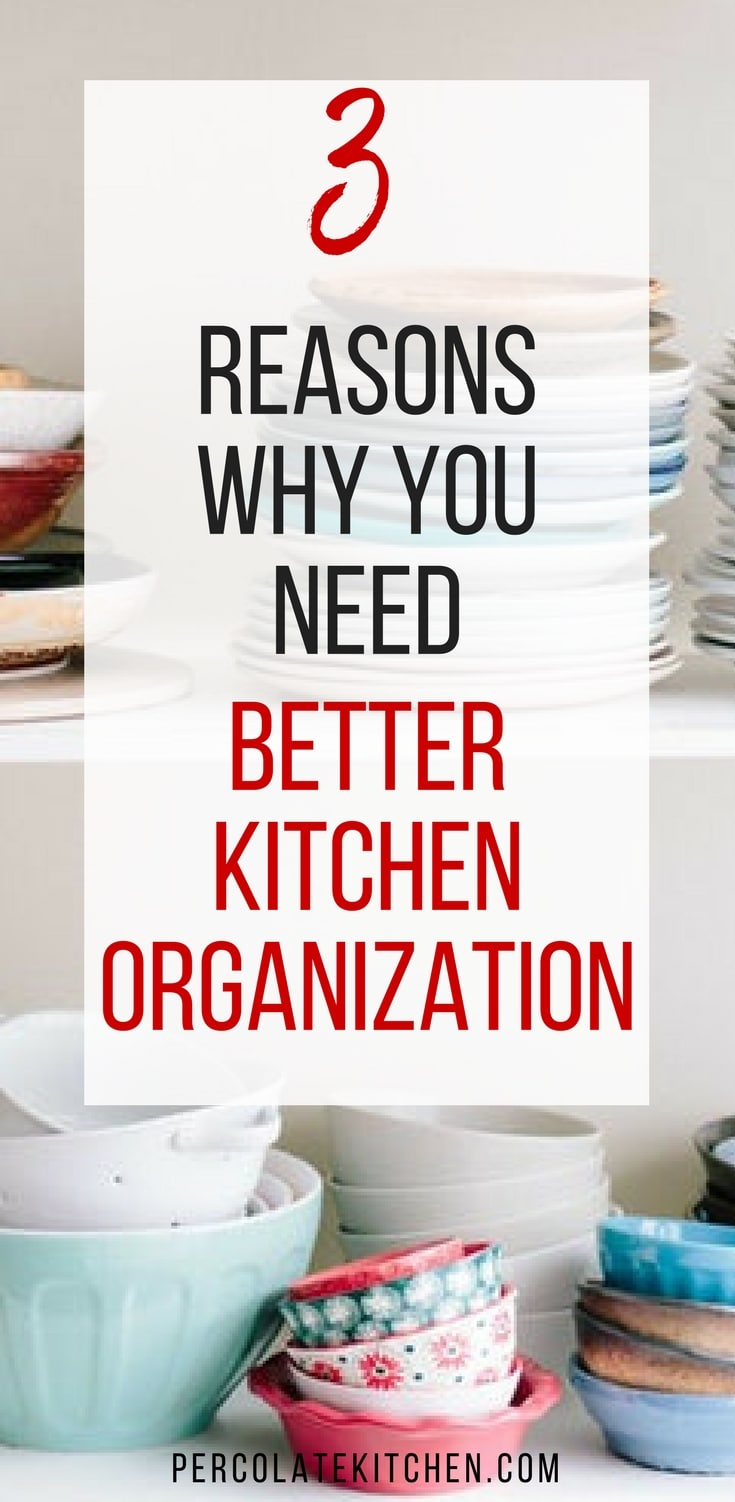 I moved into a new house and the kitchen was such a mess! This was a really helpful post for figuring out storage, with some really good kitchen organization tips and ideas. Great little print out cheat sheet, too.