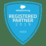 Badge: Salesforce Registered Partner