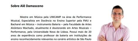 Masterclasse de Bateria Brasileira