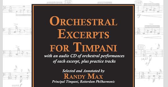 Timpani Lesson: Beethoven Symphony No. 1