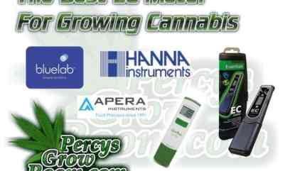 EC Meters for Hydroponics, Which are the Best? - Percys Grow