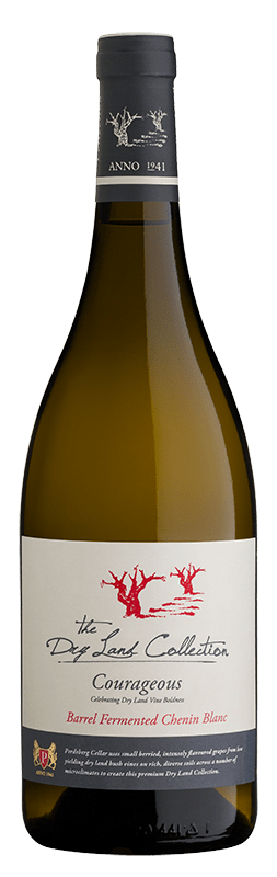 COURAGEOUS BARREL FERMENTED CHENIN BLANC 2019