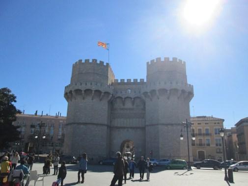 Los Torres de Serranos