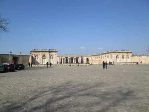 The Grand Trianon.