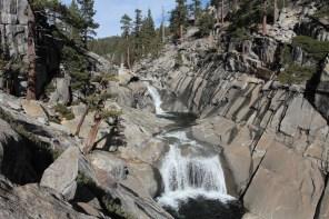 Cachoeira Yosemite Superior