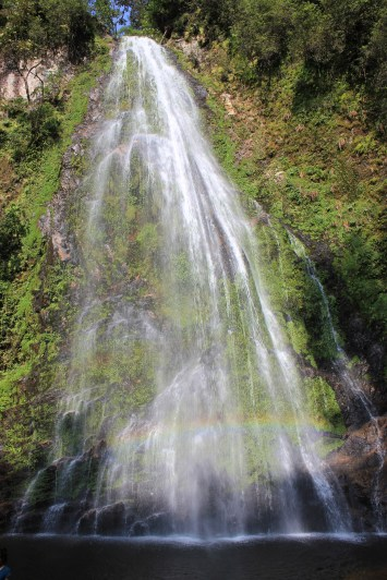 Cascada Thac Bac (de amor), Sapa