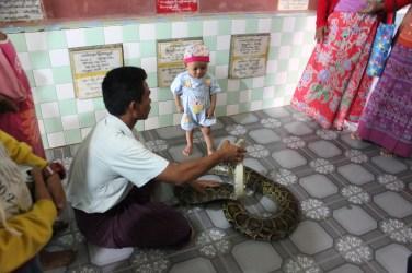 Templo de las serpientes