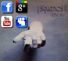 enlaces a redes sociales
