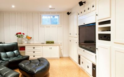Basement Renos – Why They Improve Your Home