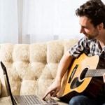 Уроки гитары 4