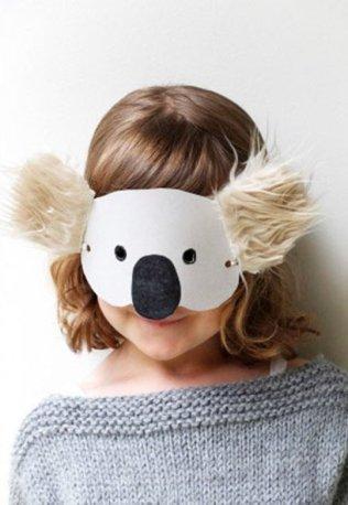 masque koala