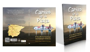 Okładka książki o Camino