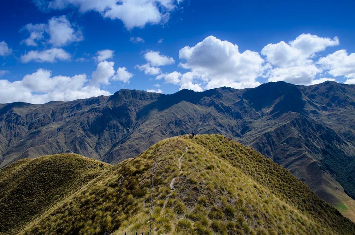 Góry Wyspy Poludniowej
