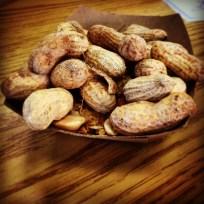 Free peanuts