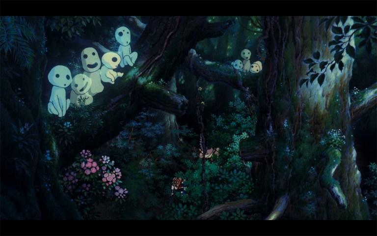 Mononoke Hime - Ghibli studios - Hayao Miyazaki