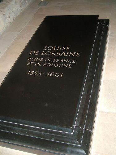Père-Lachaise Louise de Lorraine