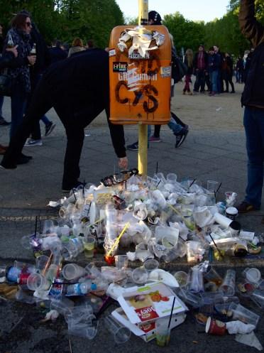 At Oranienplatz