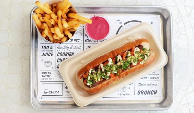 ByChloe: Food and Branding