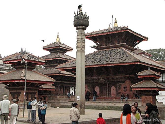Непал Кастамандап