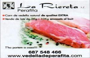 La Riereta, promo
