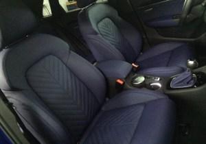 Перешив салона Audi Q3