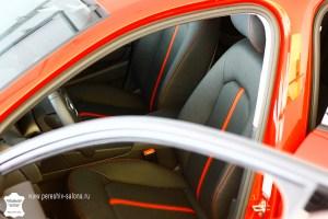 Перешив салона Audi A3
