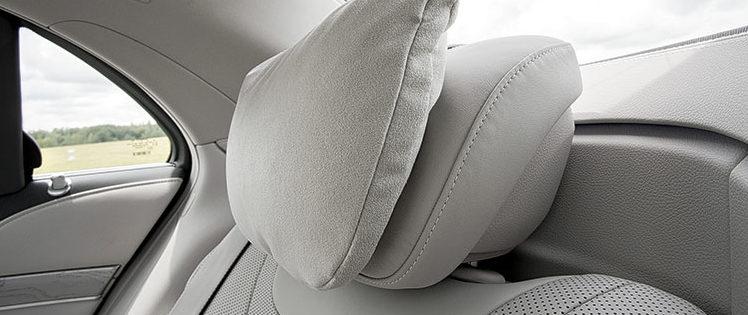 подушка за подголовник (за шею)