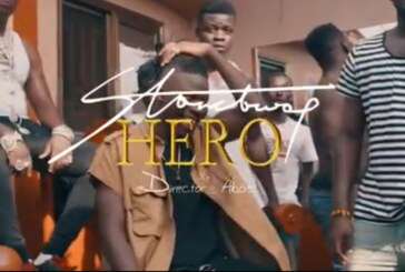 Stonebwoy – HERO (Official video)