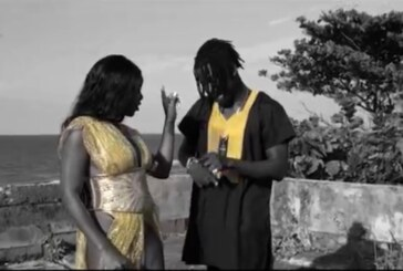 StoneBwoy – Hold On Yuh ft Khalia (Official Video)
