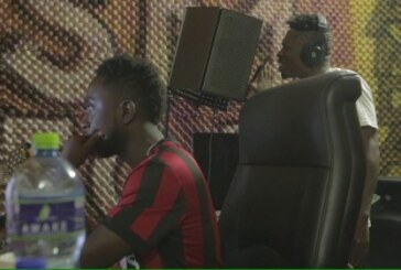 Shatta Wale And Willis Beatz  Making Of 'See Da Fool'