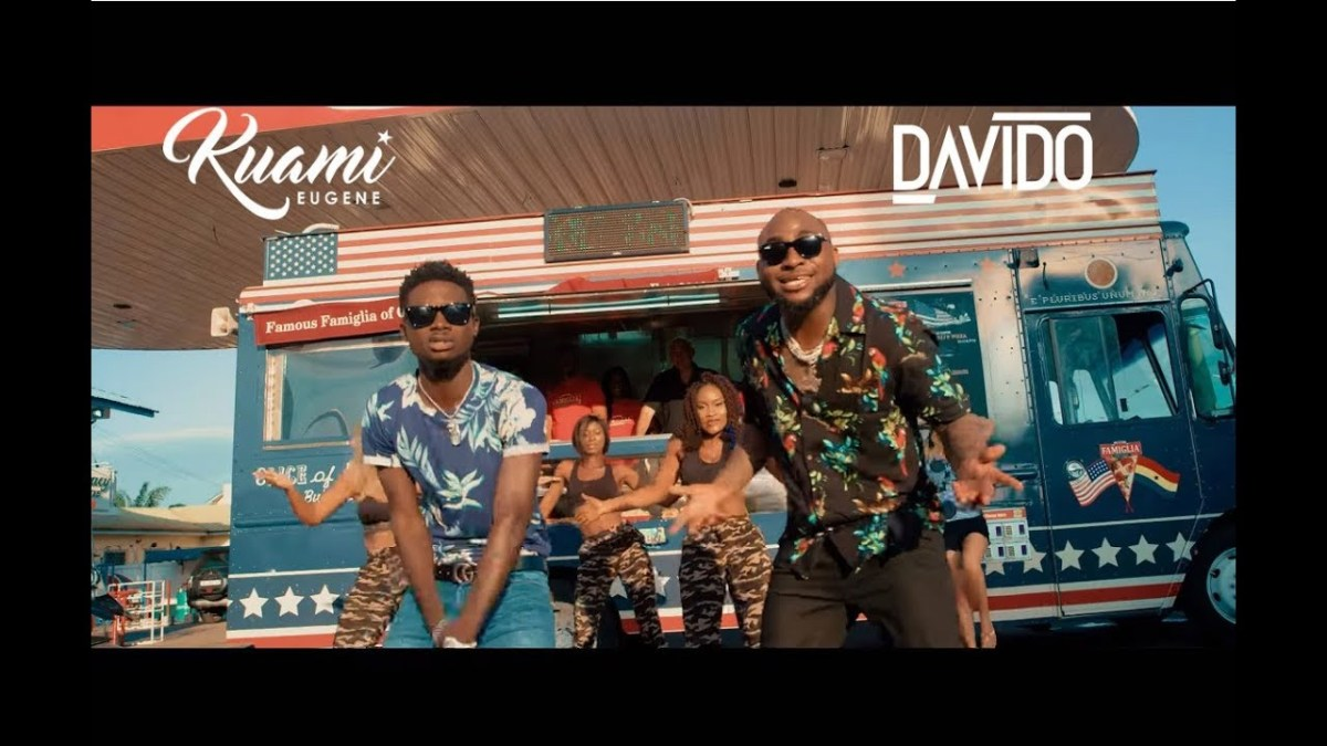 Kuami Eugene x Davido – Meji Meji (Official Video)