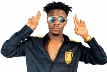 Fancy Gadam Gets Baby Mama, Holds 'Secret' Ceremony For Baby Boy