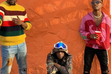 R2Bees Ft. Wizkid - Straight From Mars (Prod. By Killmatic)