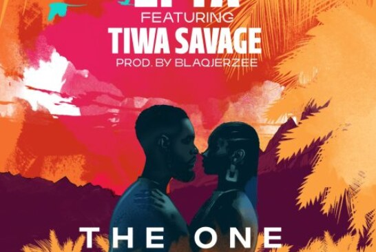 Efya Ft. Tiwa Savage – The One (Prod. by BlaqJerzee)