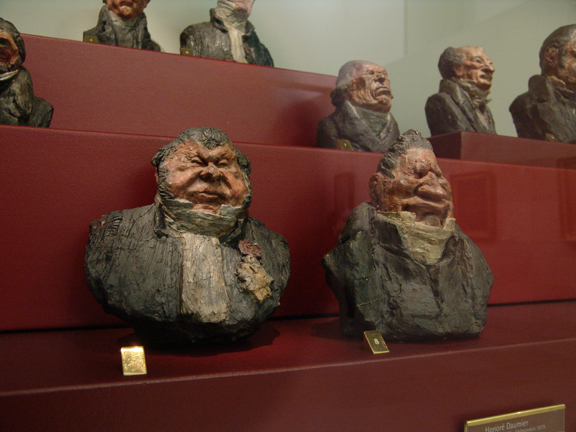 daumier busts