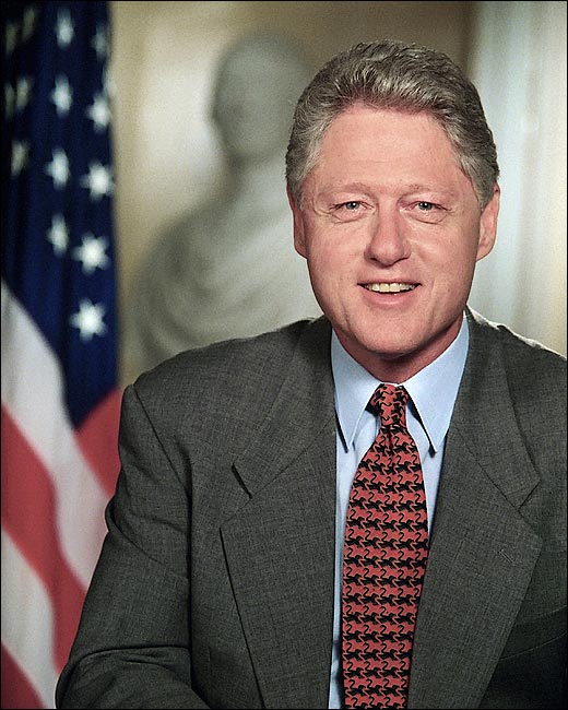president-bill-clinton-white-house-portrait-photo-print-11