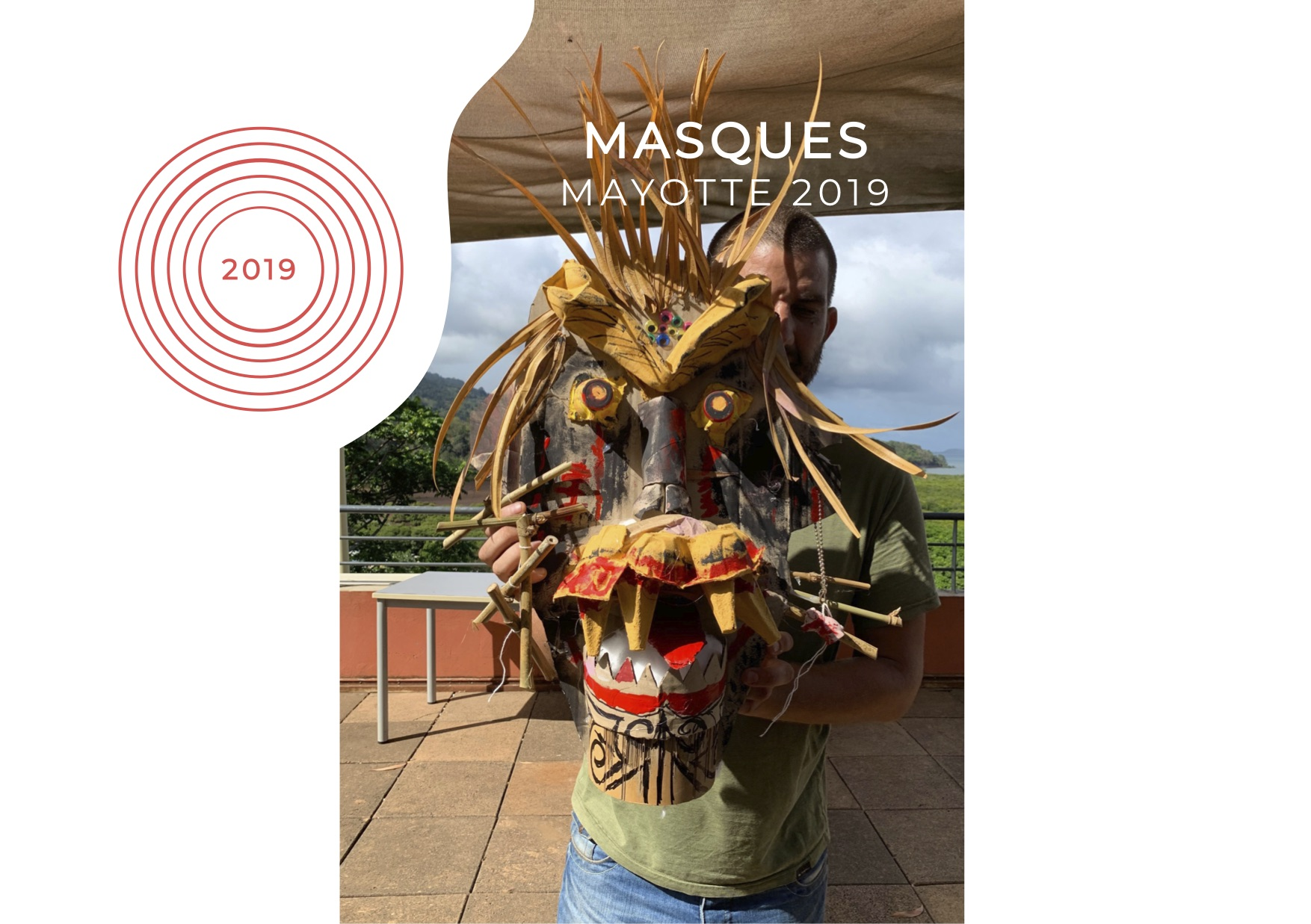 Les masques, TD Mayotte