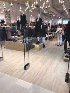 Boutique Pimkie 3 Centre Commercial MUSE Metz - PEREZ Carrelages & Marbrerie - Augny 57685