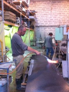 Atelier Marbrerie 2 - PEREZ Carrelages & Marbrerie - Augny 57685