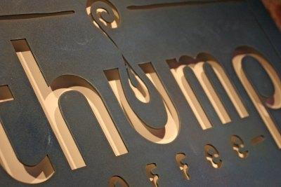 thump-inside-sign