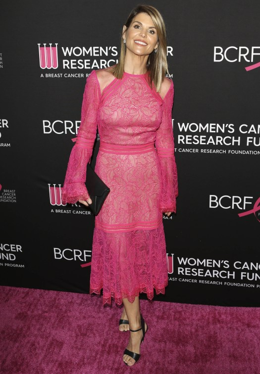 Lori Loughlin college admissions cheating scandal