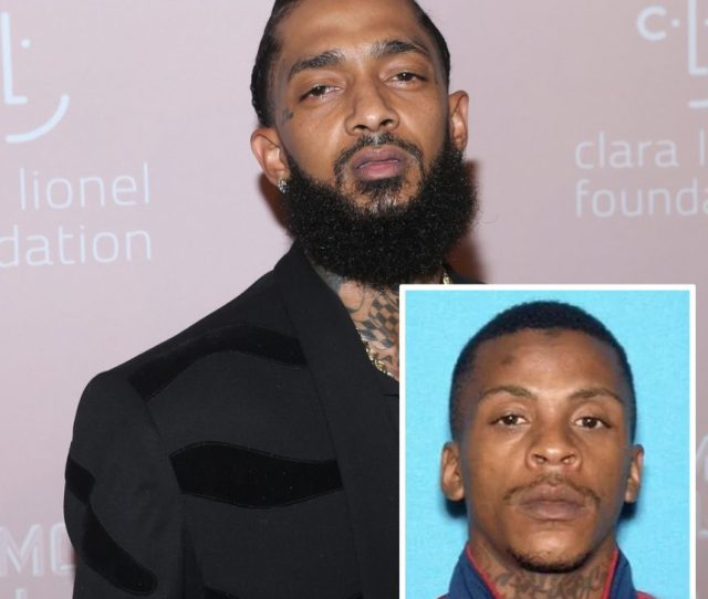 Nipsey Hussle Murder Suspect Charged