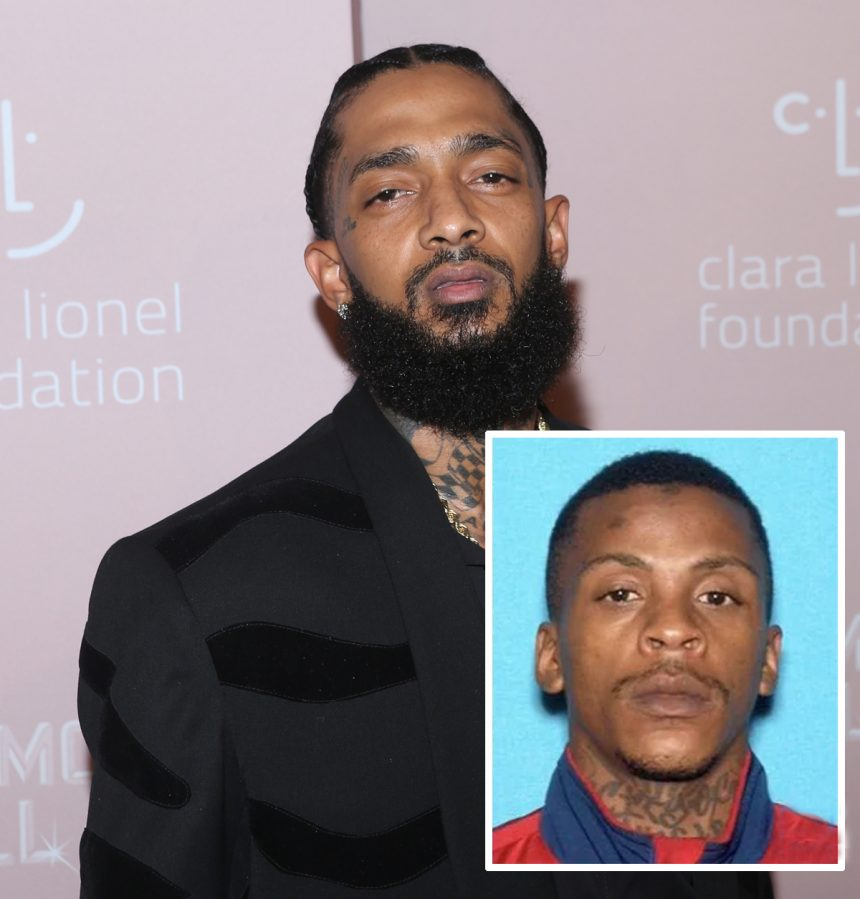 Nipsey Hussles Killer Had Walked Away For A Moment During The Shooting Only To Reportedly Return Enraged After The First Shot Didnt Finish Off The