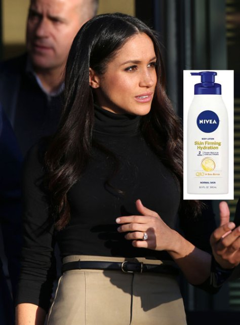 Meghan Markle Favorite drugstore beauty products