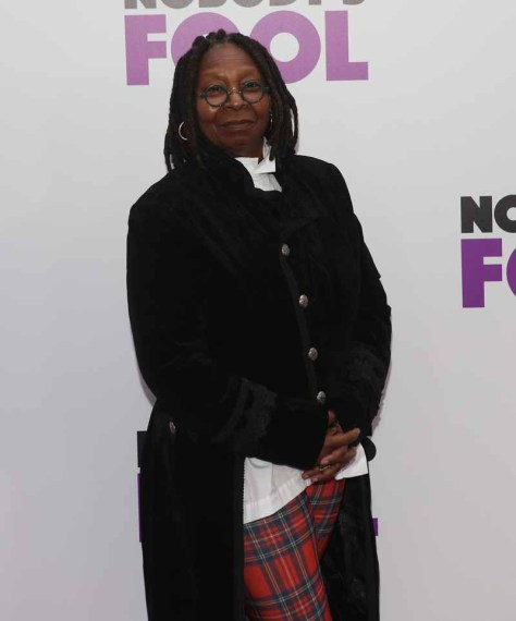 Whoopie Goldberg thoughts on death and grieving
