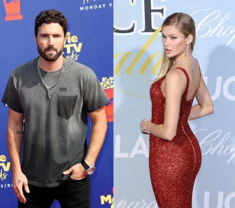 Brody Jenner has been seeing Josie Canseco for the past few weeks