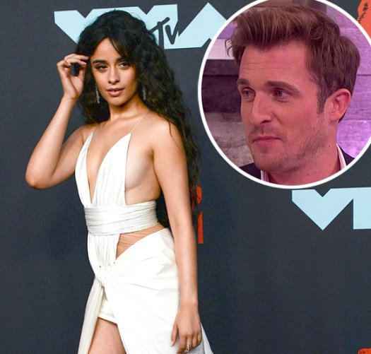 Camila Cabello and Matthew Hussey broke up