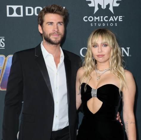 Liam Hemsworth and Miley Cyrus break up